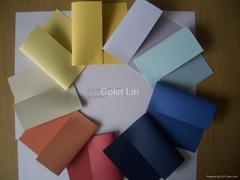 Color Backing Blackout Roller Blind Fabric