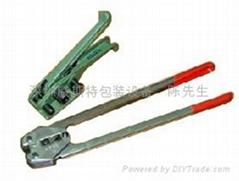 PET,PP帶專用手動打包機、進口手動打包機