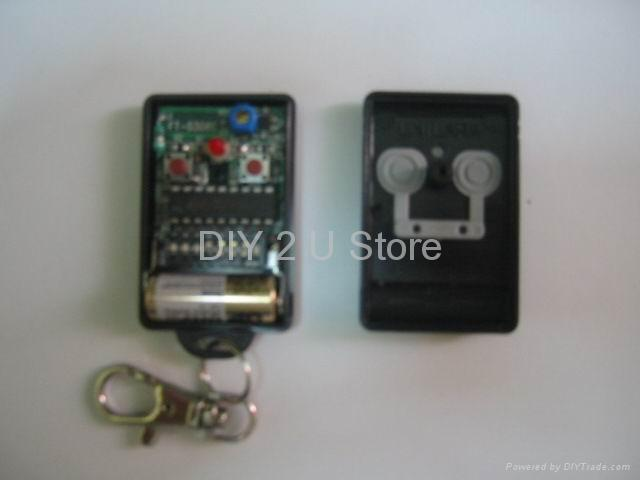 DIY Auto Gate Remote Controller 2