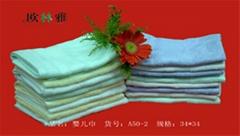 婴儿巾(竹纤维)