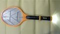Mosquito Swatter with Flashlight