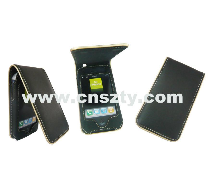 iphone 3g leather case 1