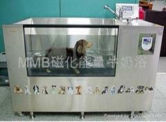 MMB磁能纯氧牛奶浴水中跑步机