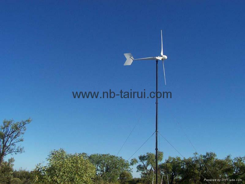 3KW Wind Turbine Generator - TR5 0-3000W - TAIRUI (China