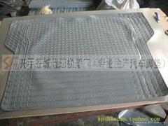 pvc trunk mat