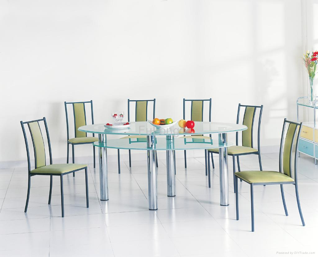 Home Furniture Table Fz118 Fu Long China Manufacturer Dining Room Furniture