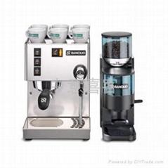 意大利兰奇里奥 Silvia 半自动咖啡机+Rocky磨豆机