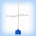 outdoor display flag stand