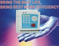 telephone wireless security alarm system