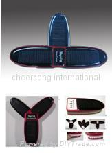 Multi solar charger for Mobile phone, MP3 & MP4 etc TC-5800