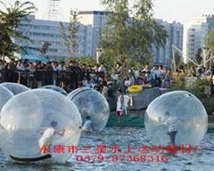 水上娱乐步行球-水上运动步行球