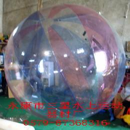 风行欧美水上运动项目的水上步行球来了! 2