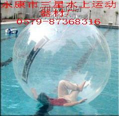 供应水上步行鞋水上跑步球