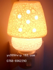 供应香薰小夜灯、薰香小夜灯、香精油小夜灯、台灯