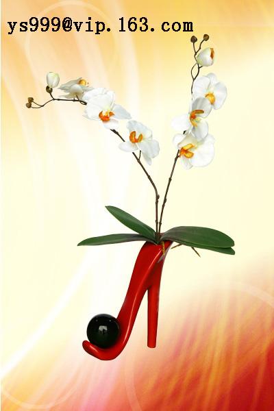 供應精美花插、花瓶、花盆 1