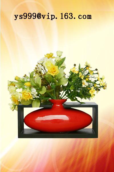 供應精美花盆、花瓶、花插 1