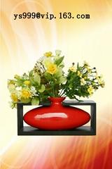 供應精美花盆、花瓶、花插