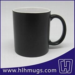 11oz Sublimation Color Changing Mug - matte