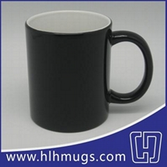 11oz Sublimation Color Changing Mugs - glossy