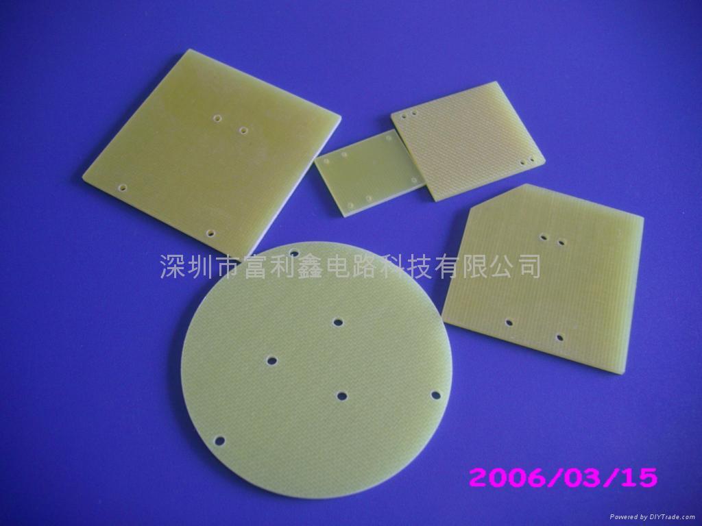 Kuva 1. FR4-materiaalia