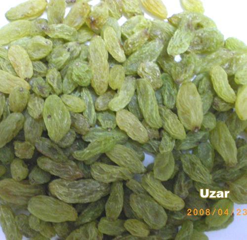 Green Raisin 1