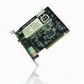 PCI TV Tuner Card with Recorder and FM Function 1