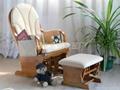 木製搖椅 1