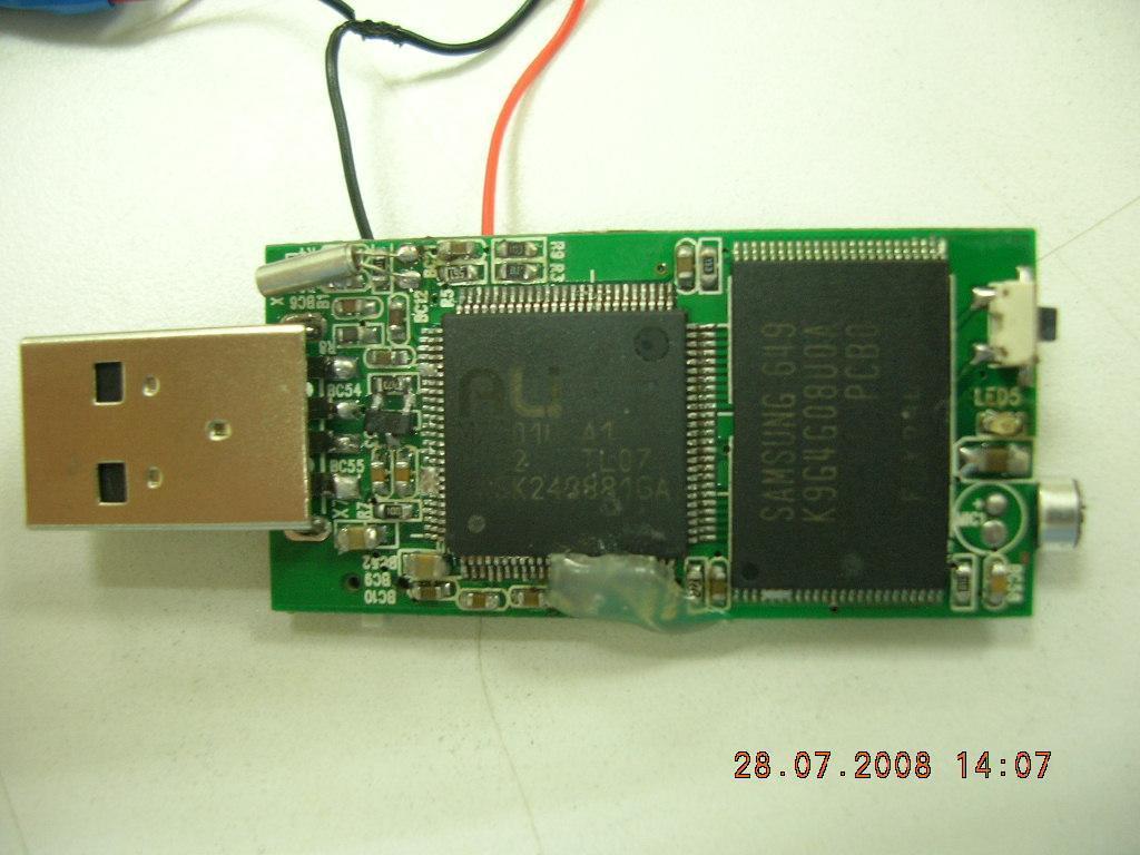 錄音USB 3