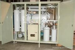 BLK serial explosion-proof vacuum oil purifier