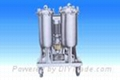ZJ large flow capacity precision filtering oil purifier 1