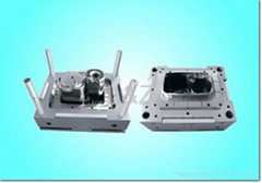 wash machine mold(plastic injection mold)