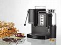 Espresso coffee machine with grinder 1