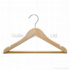 Wooden Children Hanger
