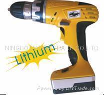 Lithium Drill
