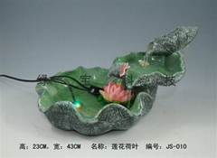 陶瓷-蓮花荷葉