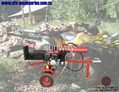 ATV Log splitter/ Log splitter/Gas Log Splitter
