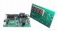 Control Board for Vending machine Coin acceptor operated timer control board