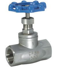AMERICAN TYPE FEMALE GLOBE VALVE