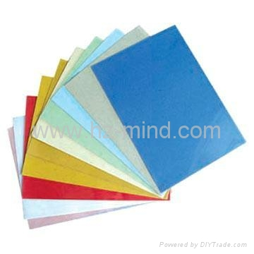 PVC Binding covers 1