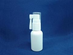 PE Throat Sprayer Bottles