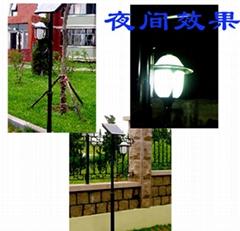 太陽能街燈