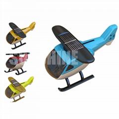 太陽能玩具飛機