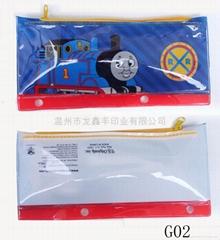 PVC 笔袋