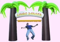 Inflatable Limbo Dance