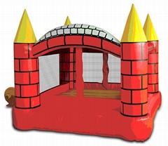 Slide castle