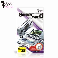 阿迪普(adpo) 遊戲機液晶屏幕保護膜