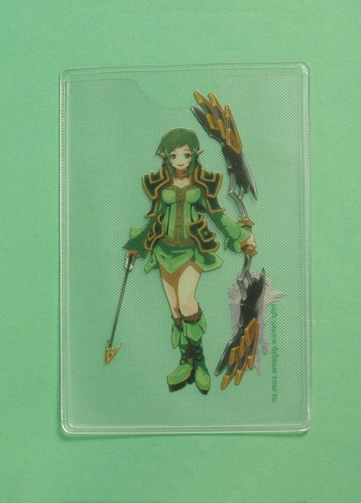 PVC Card Holder 4