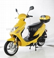 50CC EEC/EPA GAS SCOOTER