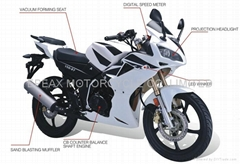 150CC/200CC RACING MOTORCYCLE/POCKET BIKE