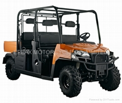 NEW 800CC CVT UTV WITH EFI ENGINE